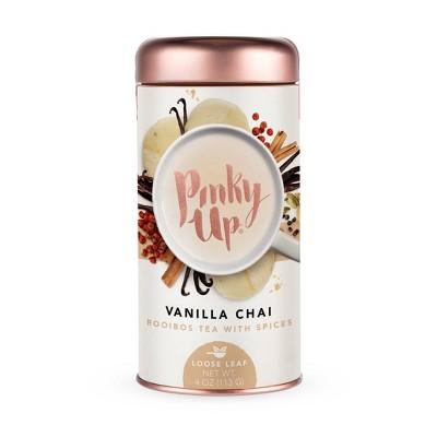 Pinky Up Vanilla Chai Loose Leaf Tea - 4oz