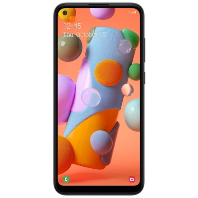 Simple Mobile Prepaid Samsung Galaxy A11 (32GB) - Black