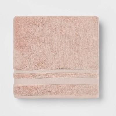 Performance Bath Towel Pink - Threshold™