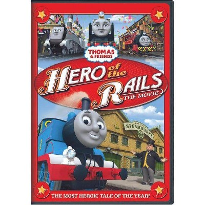 Thomas & Friends: Hero of the Rails - The Movie (DVD)