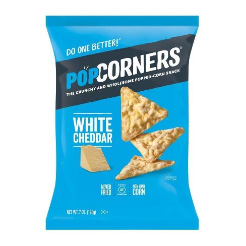 Popcorners White Cheddar Sharing Size - 7oz - image 1 of 4