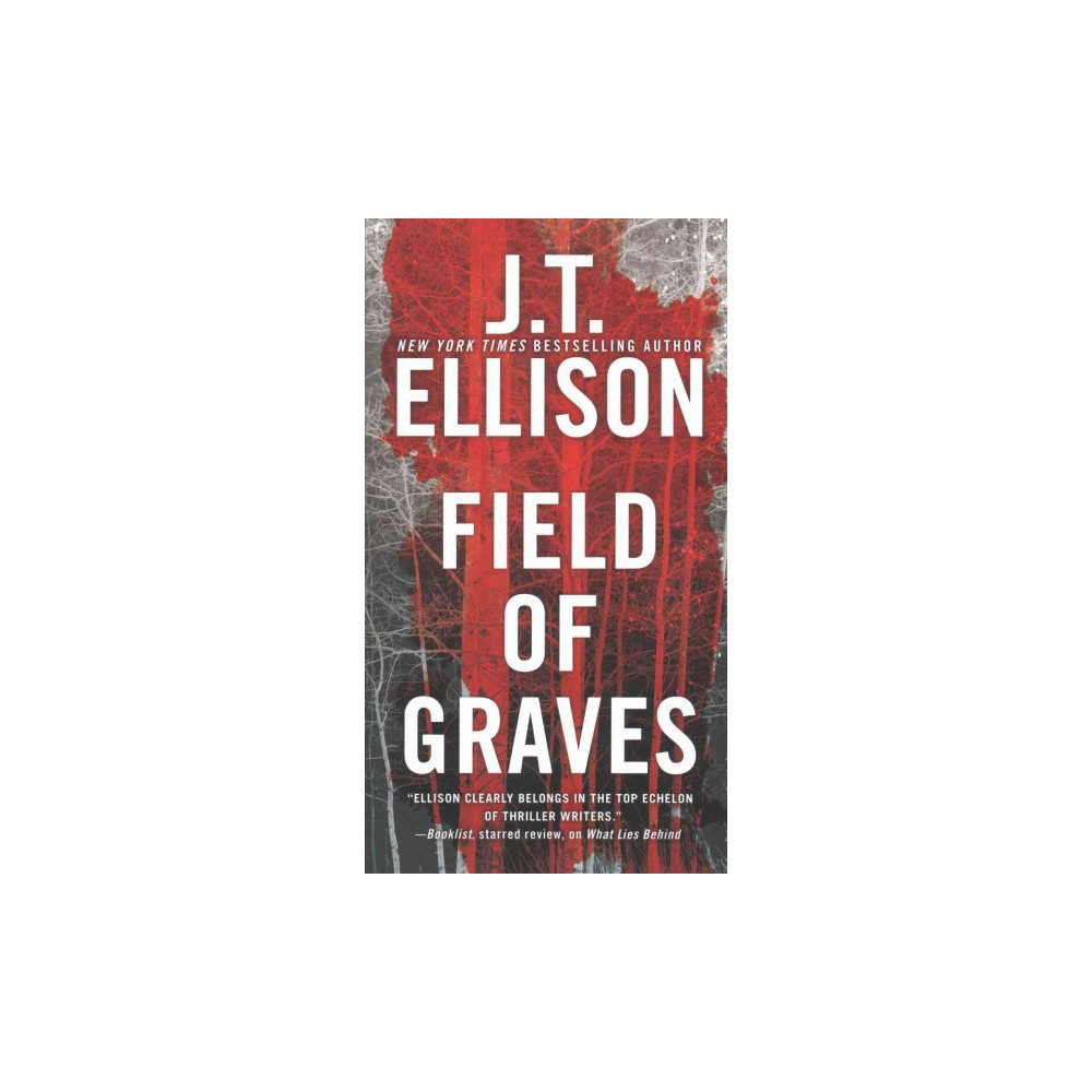 Field of Graves (Paperback) (J. T. Ellison)