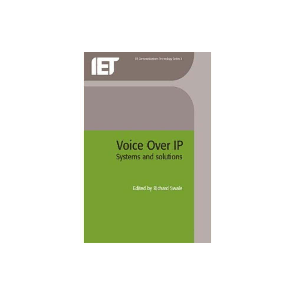 Voice Over IP (Internet Protocol) - (BT Communications Technology) (Hardcover)