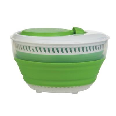 Prepworks Collapsible 3qt Salad Spinner