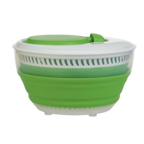 Prepworks Collapsible 3qt Salad Spinner - image 1 of 4