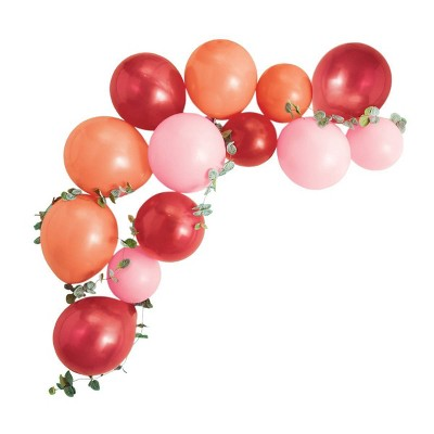 Balloon Arch with Greenery - Spritz™