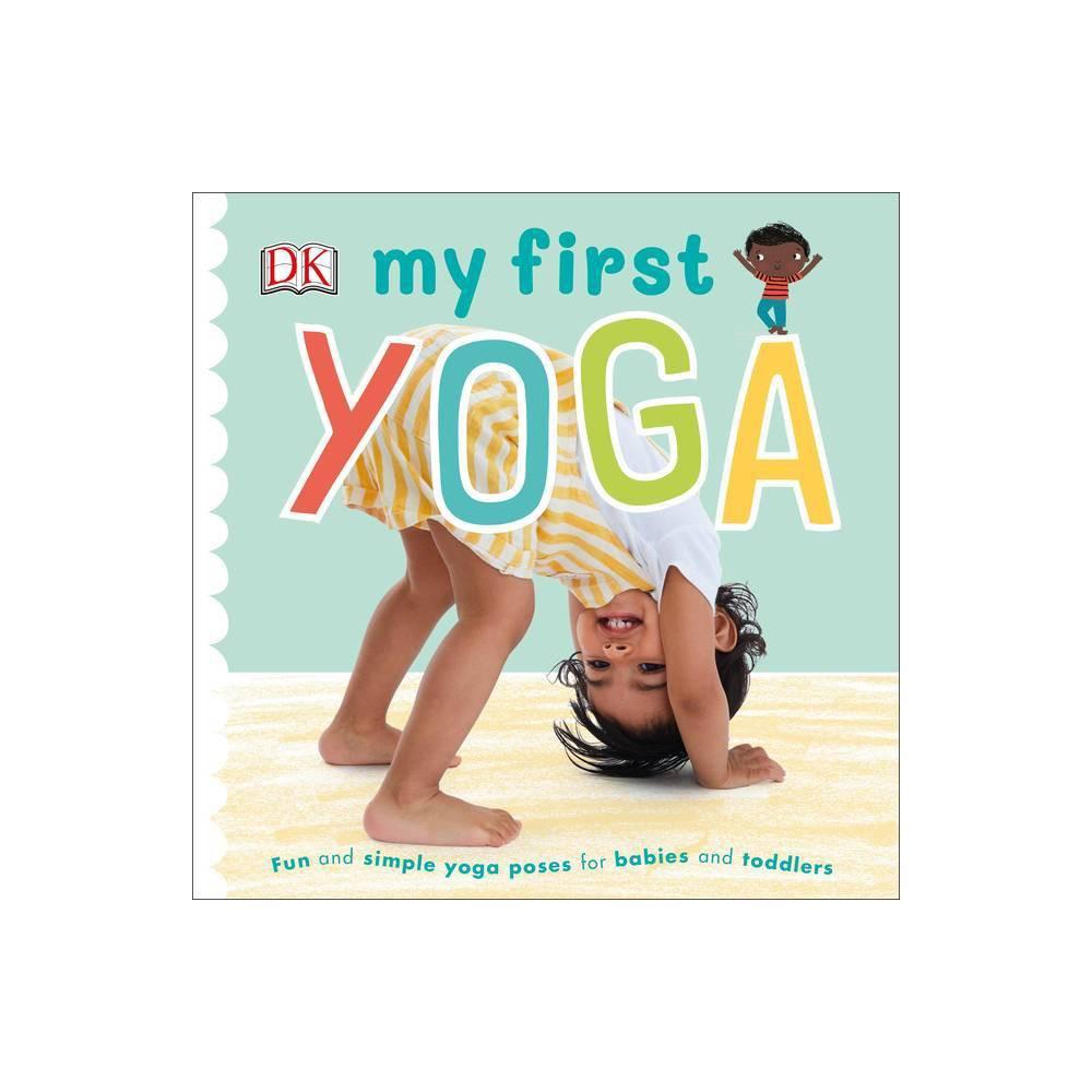 My First Yoga Board Book