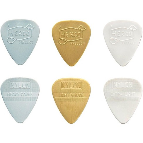 Dunlop Herco Vintage 66' 216 Picks - image 1 of 1