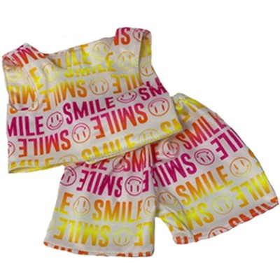 Doll Clothes Superstore Smile Two Piece Bathing Suit Fits 18 Inch Girl Dolls Like American Girl