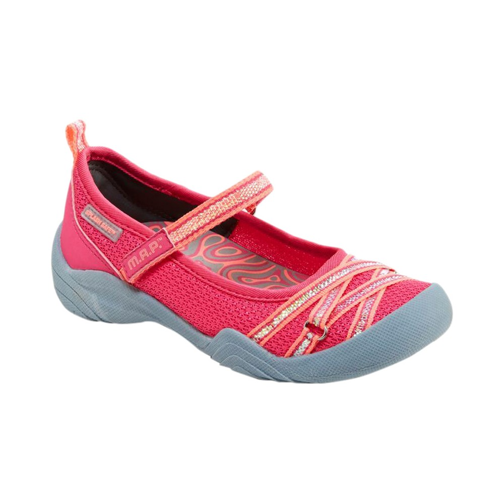 Girls' M.A.P. Lilith Mary Jane Shoes - Pink 12