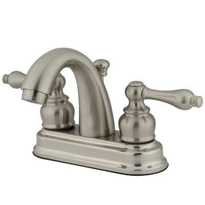 Restoration Classic Bathroom Faucet - Kingston Brass
