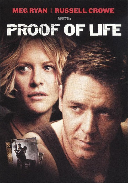 Proof of life (DVD) - image 1 of 1