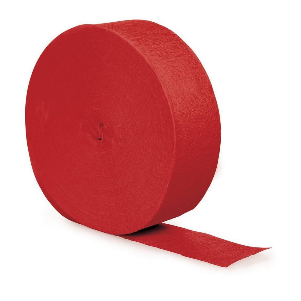 500 34 3ct Streamer Red