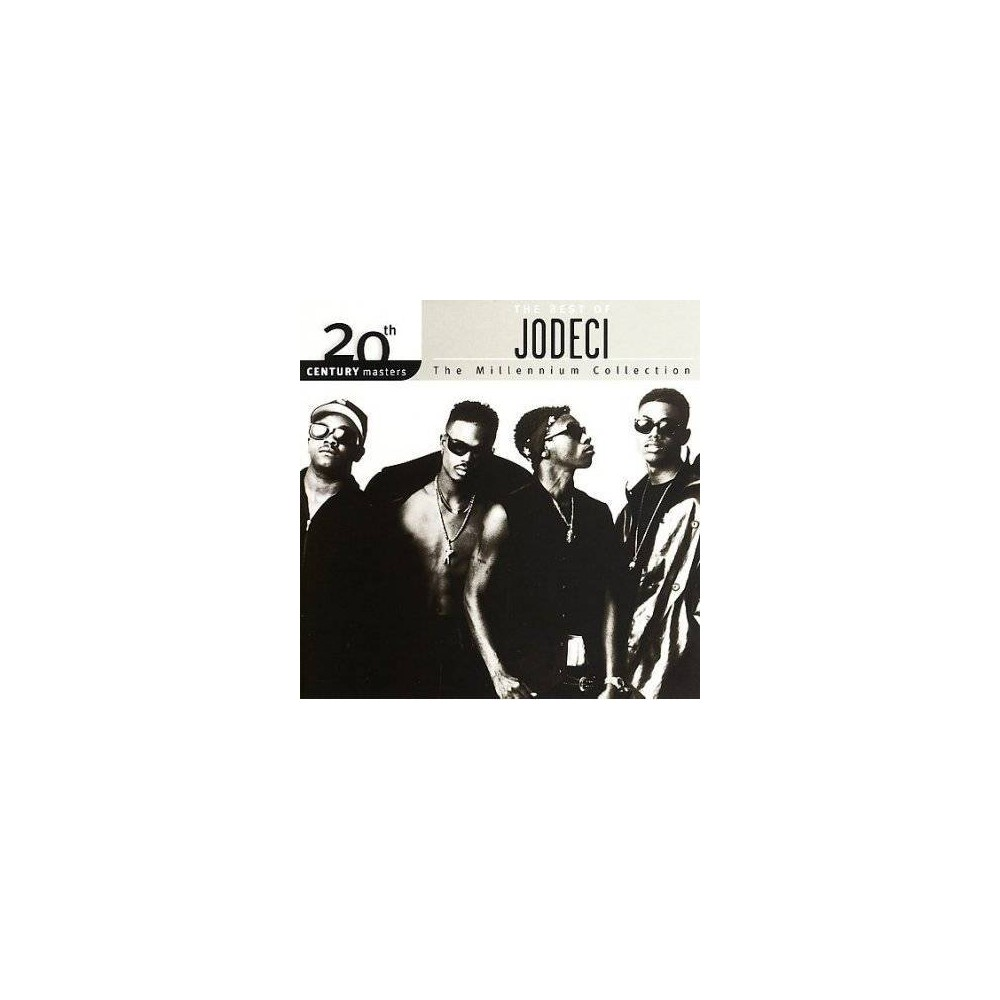 Jodeci - Millennium Edition:Best Of Jodeci (CD)