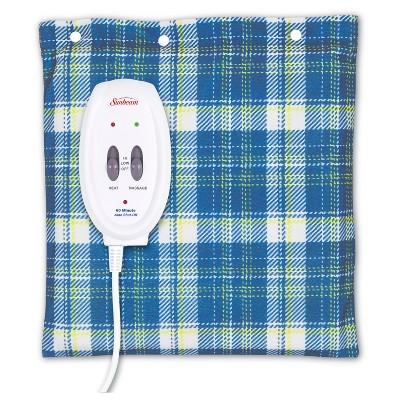 Sunbeam® Massaging Heating Pad