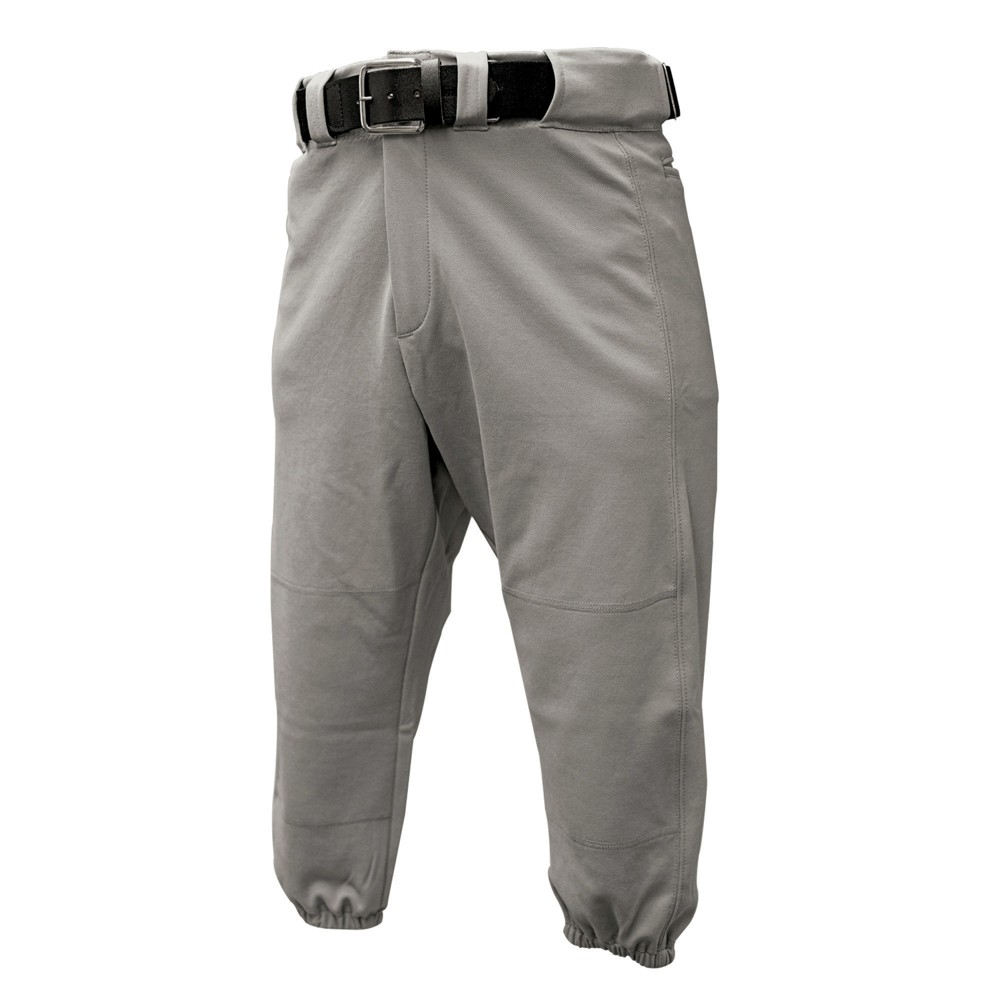 Franklin Sports Youth Classic Fit Deluxe Baseball Pants - Gray - XS, Kids Unisex