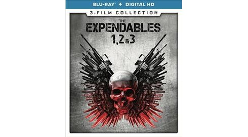 Expendables 3 Film Collection (Blu-ray) - image 1 of 1