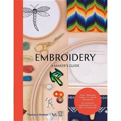 Embroidery - (Paperback) - image 1 of 1