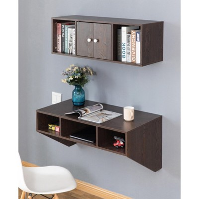 Wall Mounted Home Office Furniture Set