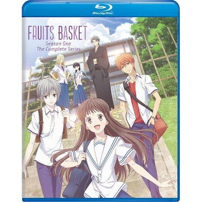 Fruit Basket: The Complete First Season (Blu-ray)(2021)