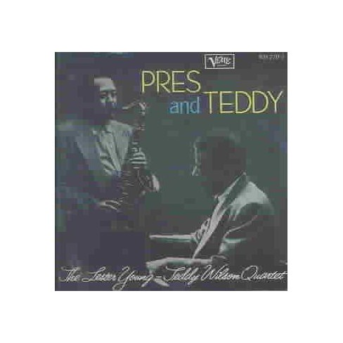 Lester (Saxophone) Young - Pres and Teddy (CD) - image 1 of 1
