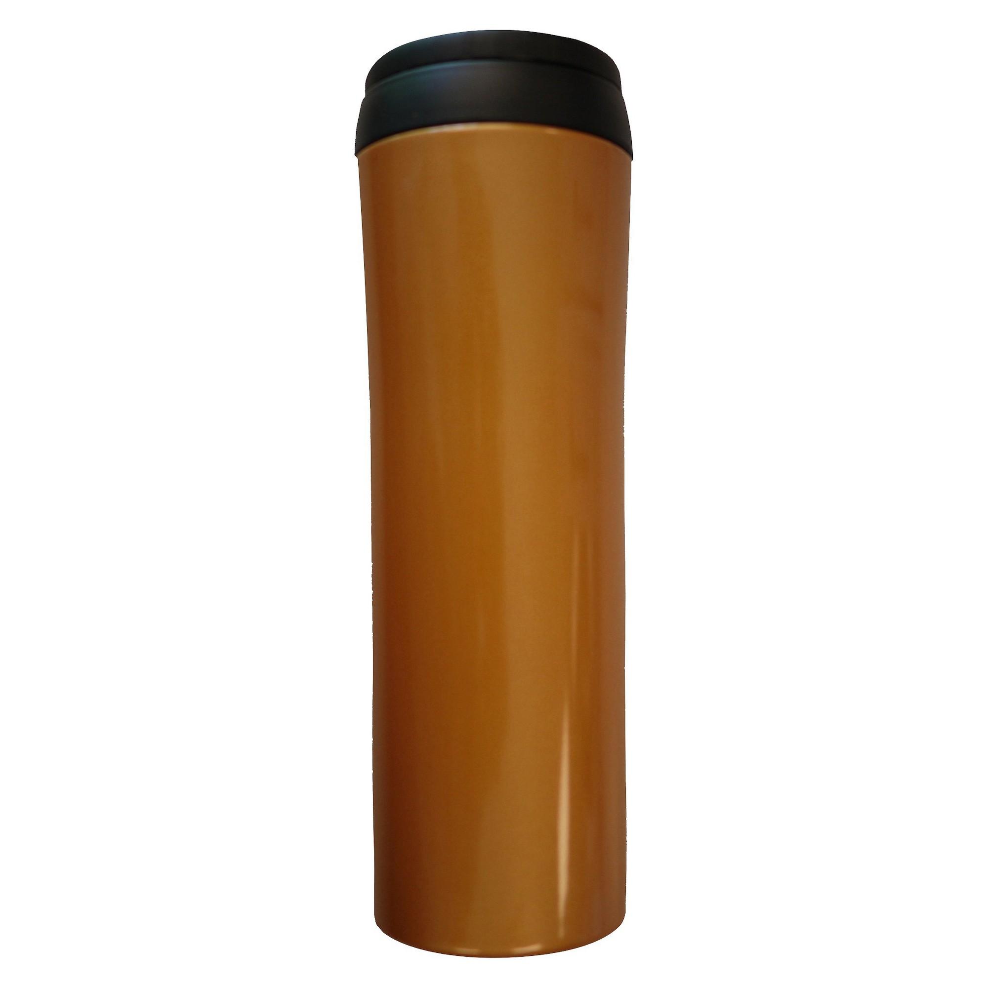 AKTive Lifestyle Timolino Vacuum 12oz Metro Mug - Citrus Orange