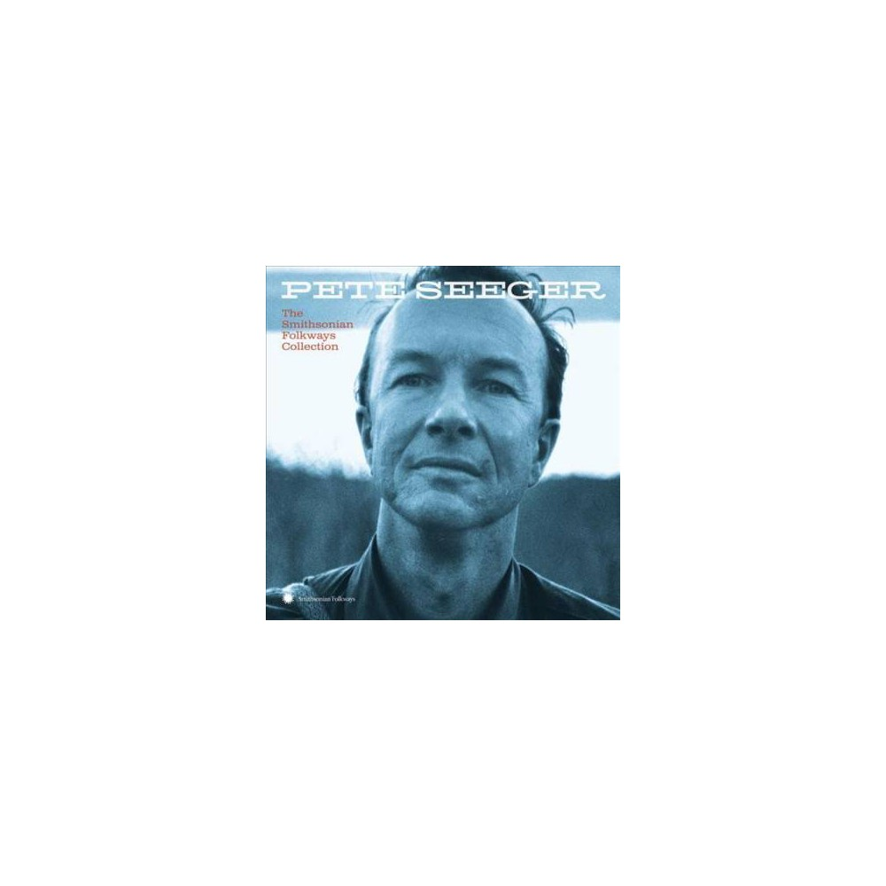 Pete Seeger - Pete Seeger:Smithsonian Folkways Coll (CD)