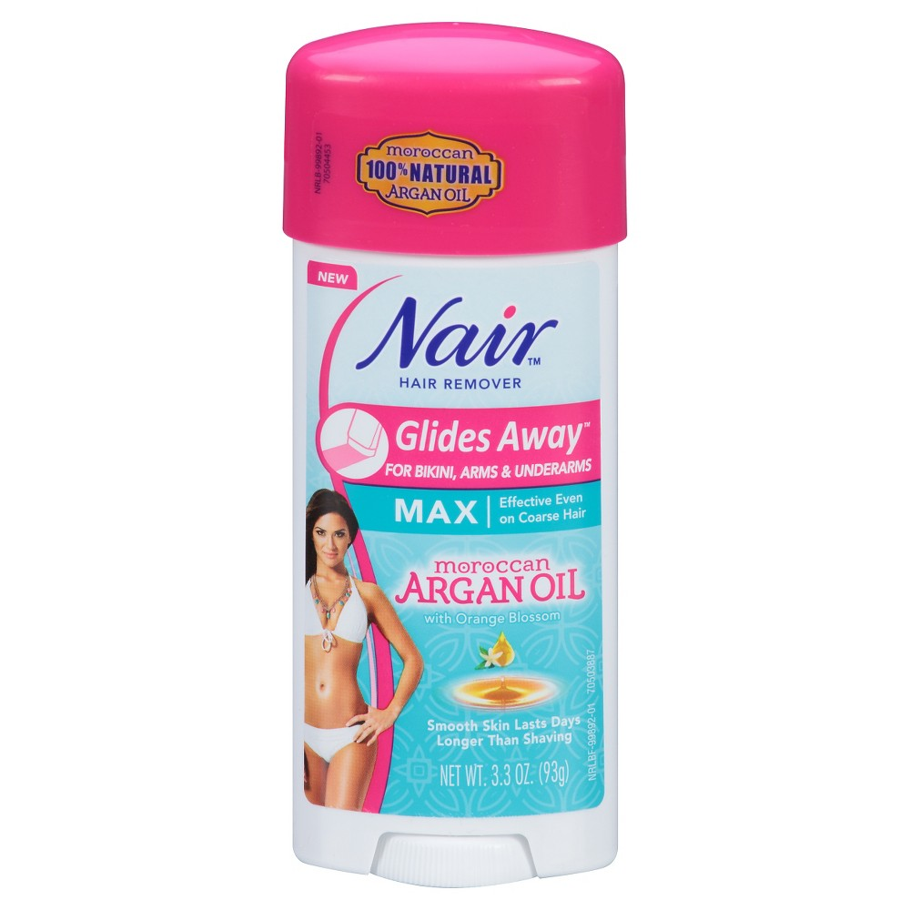 Upc 022600998921 Nair Glides Away Hair Removal Cream 3 3oz