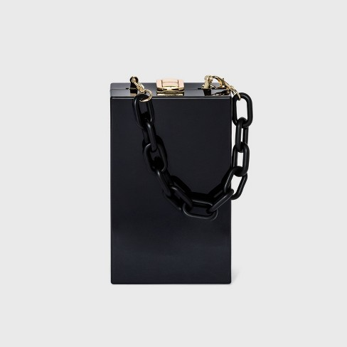 Vertical Minaudiere Clutch - A New Day™ - image 1 of 2