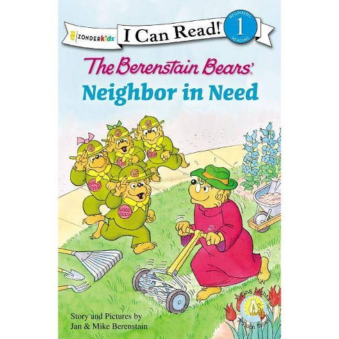 The Berenstain Bears' Neighbor in Need - (I Can Read Books: Level 1) (Paperback) - image 1 of 1
