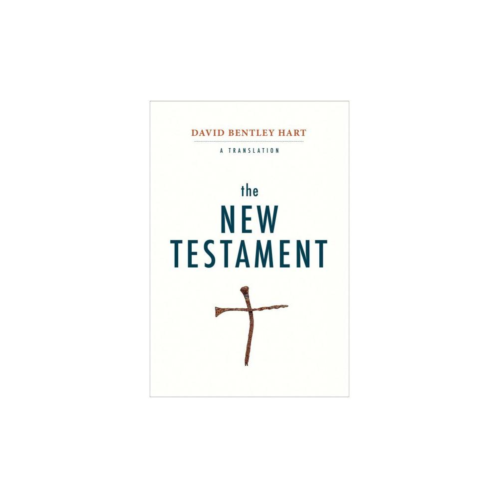 New Testament - (Hardcover)