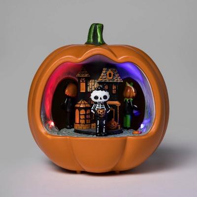 "6"" Animated Halloween Pumpkin Scene - Hyde & EEK! Boutique™"