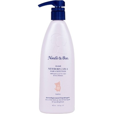 Noodle & Boo Lavender Newborn 2-In-1 Hair and Body Wash - 16 fl oz