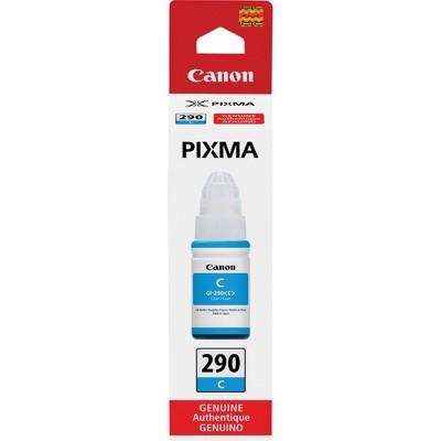 Canon Ink Bottle f/MegaTank Printers 70 ml Dye Based Cyan GI290C