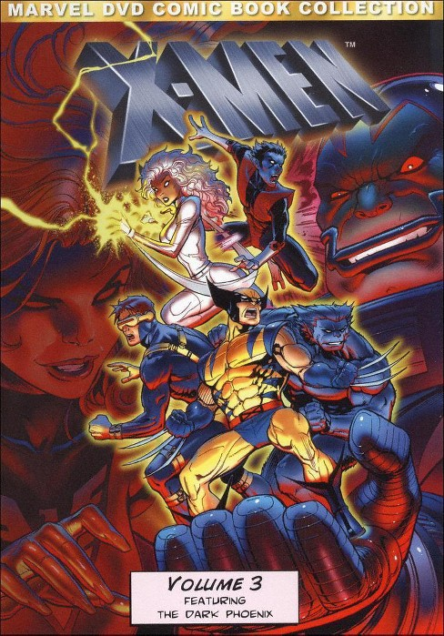 X-Men, Vol. 3 [2 Discs] - image 1 of 1