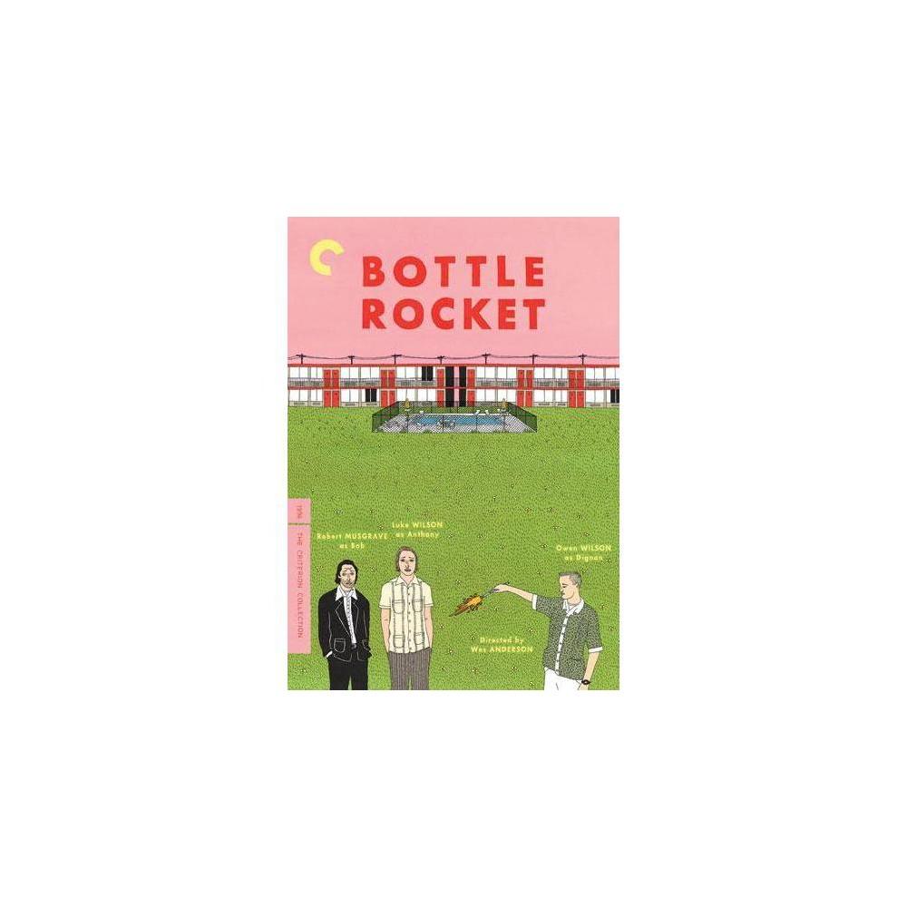 Bottle Rocket Dvd