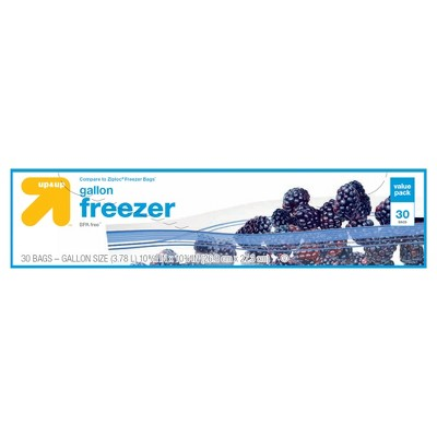 Gallon Freezer Bags - 30ct - Up&Up™