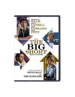 The Big Short DVD