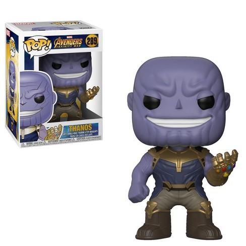 Funko POP! Marvel - Avengers Infinity War - Thanos - image 1 of 1