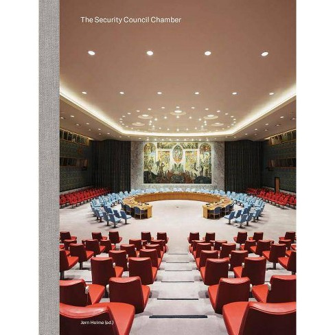 The Security Council Chamber - (Hardcover) - image 1 of 1