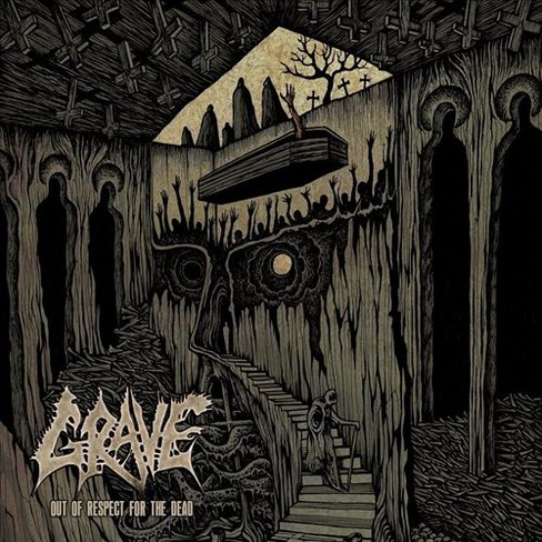 Grave - Out of respect for the dead (Vinyl) - image 1 of 1