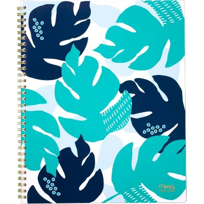 "Mead 2019 2020 Islander Academic Planner 11""X 8.5"" Palm by 2020 Islander Academic Planner 11""X 8.5"" Palm"