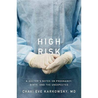 High Risk - by  Chavi Eve Karkowsky (Hardcover)