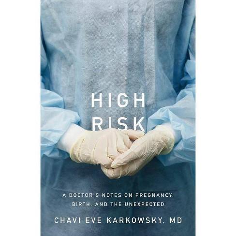 High Risk - by  Chavi Eve Karkowsky (Hardcover) - image 1 of 1