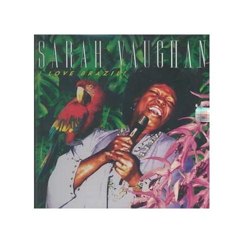 Sarah Vaughan - Linger Awhile (CD) - image 1 of 1
