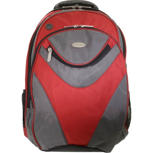"ECO STYLE Vortex Carrying Case (Backpack) for 16.1"" Notebook - Checkpoint Friendly - Shoulder Strap - 19"" Height x 14.3"" Width x 5.8"" Depth - image 1 of 1"