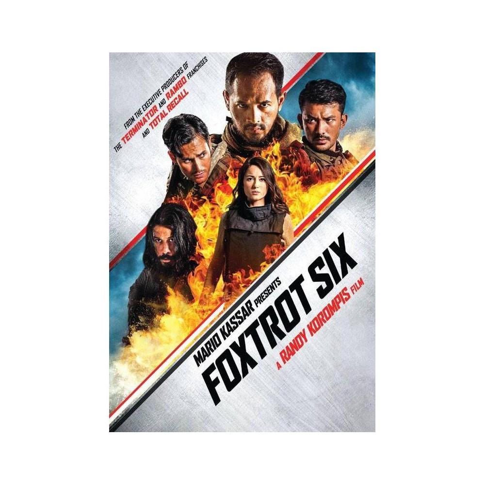 Foxtrot Six Dvd