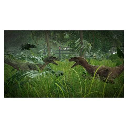 Jurassic World: Evolution - PlayStation 4