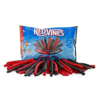 Red Vines Family Mix Bag Licorice Candy - 24oz