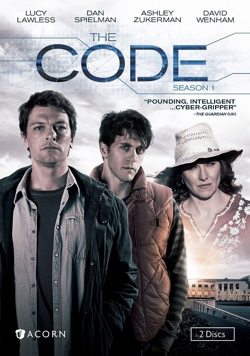 Code:Season 1 (DVD) - image 1 of 1
